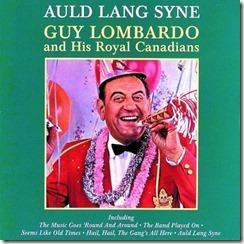 Guy Lombardo - Auld Lang Syne-8x6