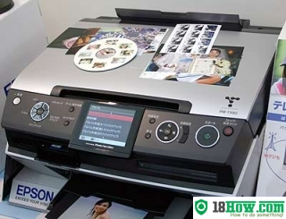 How to Reset Epson PM-T990 printing device – Reset flashing lights problem