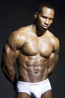 Charles Flanagan - Male Fitness Model