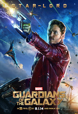 Poster Guardianes de la galaxia - Guardians of the Galaxy (2014)
