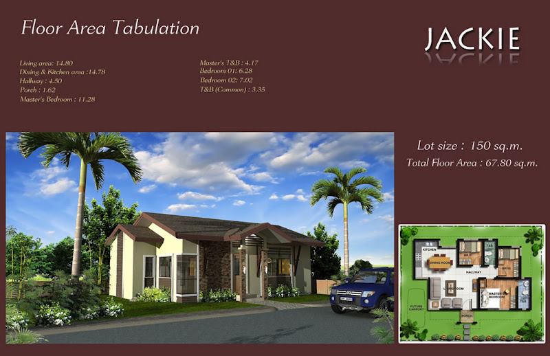 Twin Palms Residences - Jackie House Model