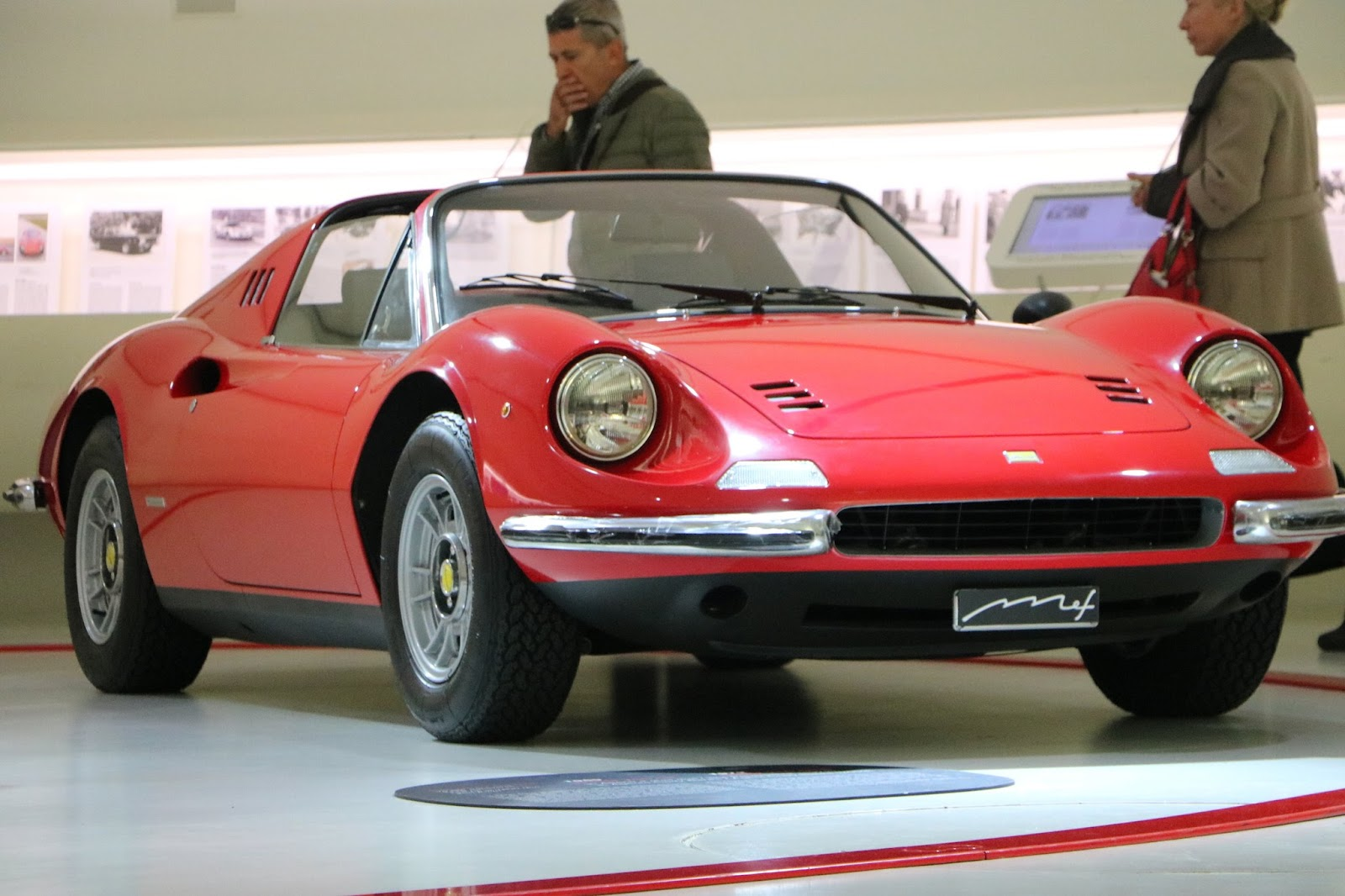 Modena - Enzo Museum 0072 - 1969 Dino 246 GT.jpg