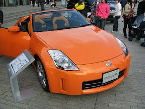 Fairlady Z Roadster version ST