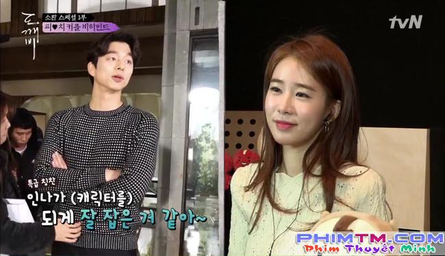 """""""Goblin"""" tập đặc biệt: Gong Yoo còn """"tình cảm"""" với Lee Dong Wook hơn cả Kim Go Eun! - Ảnh 14."""