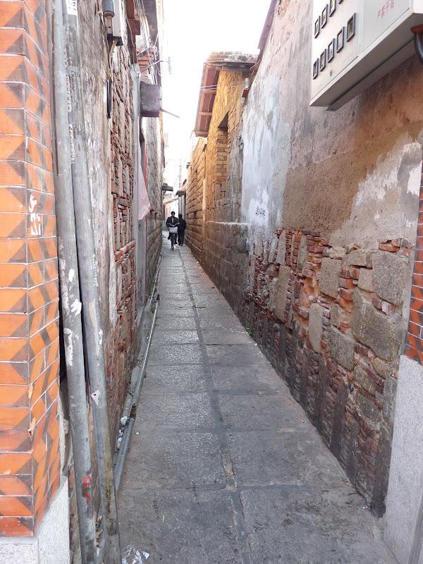 Quanzhou.En sortant du temple