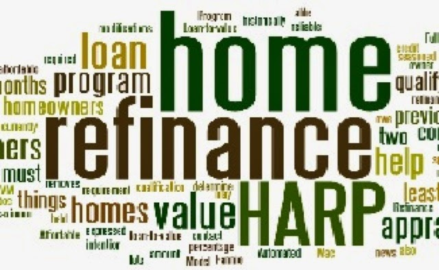 John Barker 39 S Mortgage Blog Harp Extended Through 2016