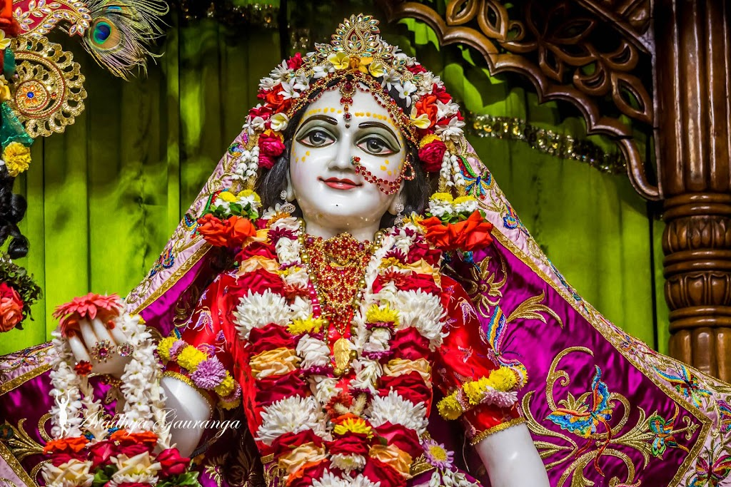 ISKCON Mayapur Deity Darshan 11 Jan 2017 (32)