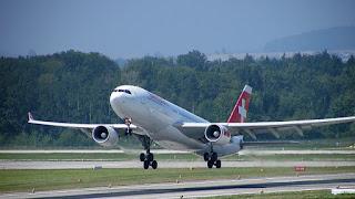 Un vol reliant Genève à Alger annulé à cause d'une bagarre à bord