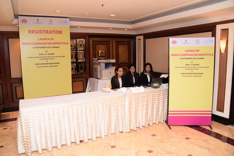 Launch of Media Campaign on Hepatitis B - 2