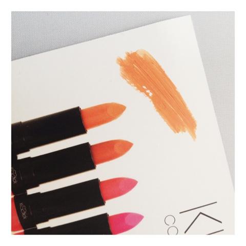 Passionate Peach Lipstick