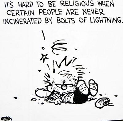 calvin religious