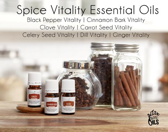 Spice Vitality Oils