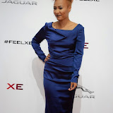 WWW.ENTSIMAGES.COM -   Emelie Sande   arriving     at       Jaguar XE - World premiere and  Global launch party at Earls Court Exhibition Centre, London September 8th 2014Jaguar premieres its new Jaguar XE car to press and VIPs                                               Photo Mobis Photos/OIC 0203 174 1069