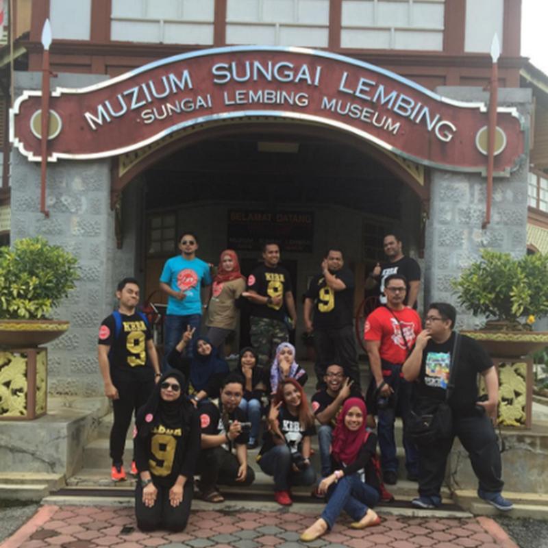 Kenapa aku patut kembali ke Sg.Lembing , Pahang ?