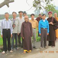 [DCQD-0504] Chuyến thăm phật tử cả nước 2006 - Ninh Bình (14/04/2006)