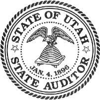 Utah State Auditor Logo
