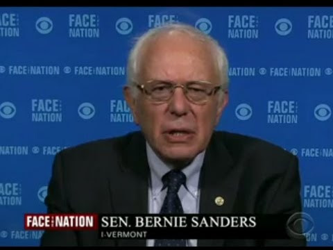 Sanders says Obama has a 'right' to nominate a new Supreme Court justice
