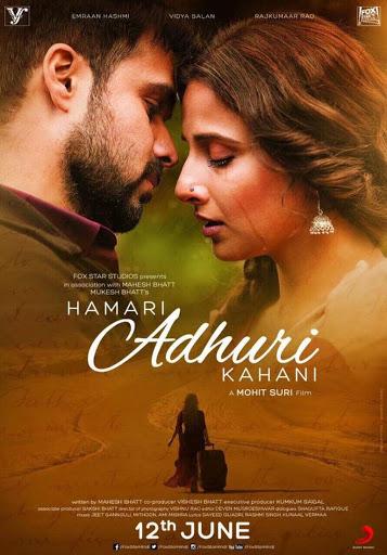 Hamari Adhuri Kahaani - Chuyện tinh dang dở