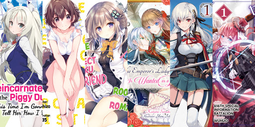 J-Novel Club Announces the Acquisition of Six New Titles at April 2021 Livestream!