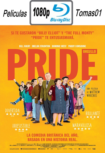 Pride (Orgullo) (2014) BDRip m1080p