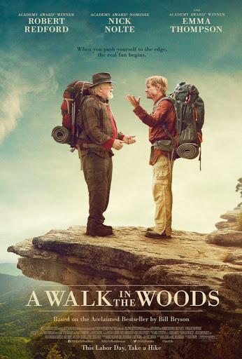 Ταξίδι στην Αλαμπάμα (A Walk in the Woods) Poster