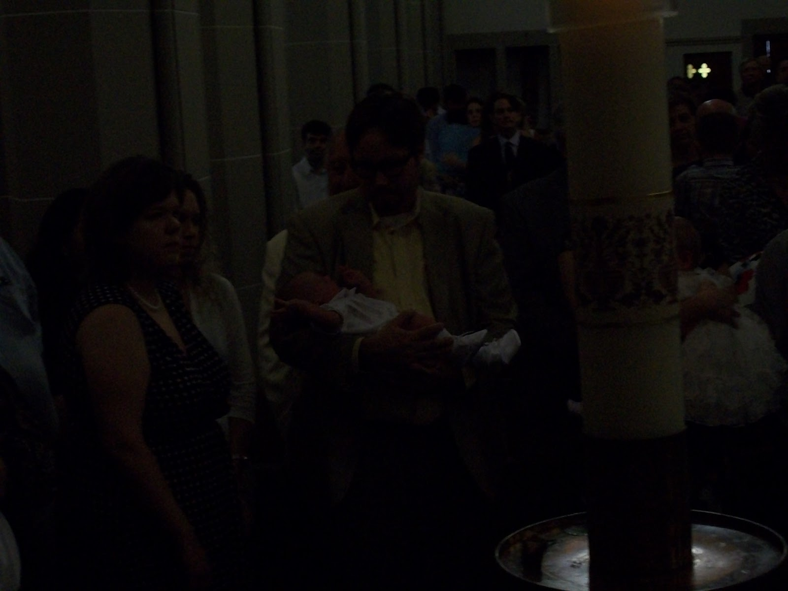 Marshalls Baptism - 100_1121.JPG