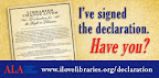 We've signed the declaration. Have you? ilovelibraries.org/declaration