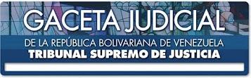 Gaceta Judicial de la República Bolivariana de Venezuela N° 103 de fecha 12 de agosto de 2019