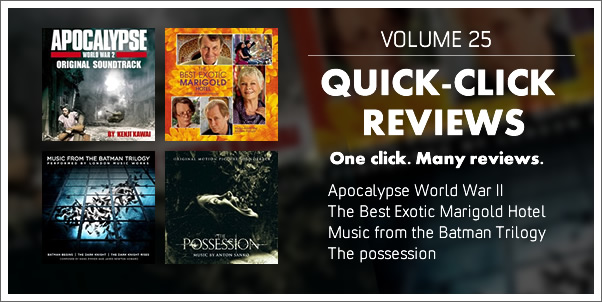 Quick-Click Reviews: Volume 25