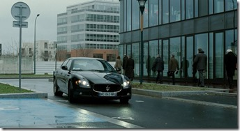 Maserati Quattroporte Intouchables