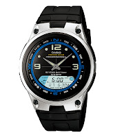 Casio Outgear Fishing Gear : aw-82