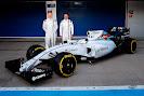 Williams FW37 reveal with Valtteri Bottas & Felipe Massa