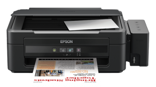Download Epson L210 printer driver and install