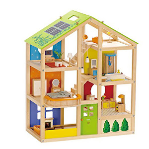 Juguetes de madera para niños y niñas