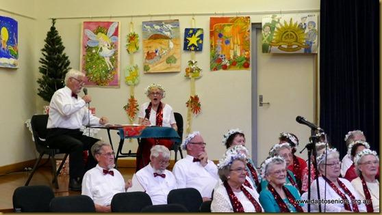 Dapto Seniors Christmas Concert
