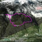 8 agosto 2010 Barbiano, Dreikirchen (Tre Chiese) e le Cascate