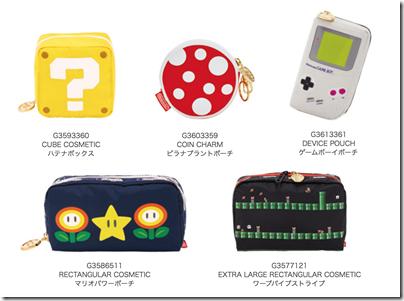 Nintendo LeSportSac Mario