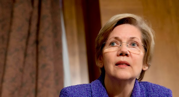 Widening gap between Warren and Clinton