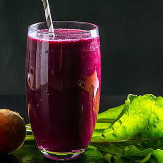 The Whole Beet Smoothie.