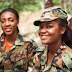 Nigeria Army: Why are Men scared of Marrying us, We are not getting younger, we need Husbands - Nigeria Female soldiers begged
