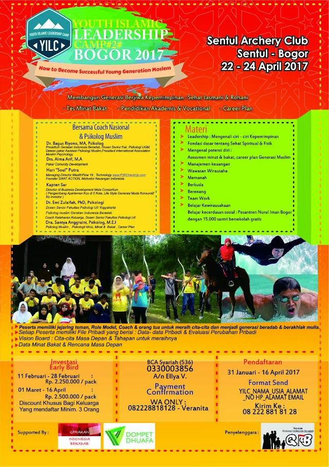 Youth Islamic Leadership Camp Ke-2