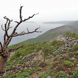 Otok Cres - vrh Sis (638m) 02.05.2013.