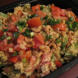 Chicken Curry Pasta Salad.