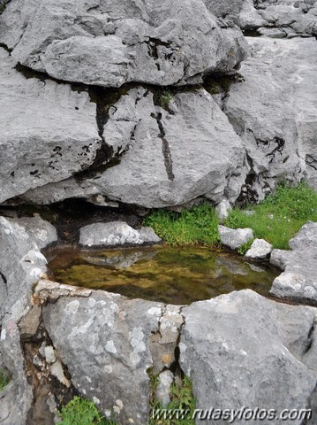 Aljibes de la Sierra de Grazalema