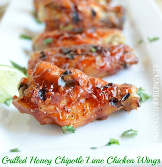 Grilled-honey-chipotle-lime-chicken-wings