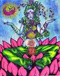 Flower Goddess