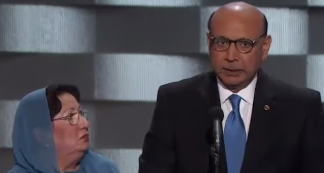 Muslim dad Khizr Khan insists that Islam has nothing to do with terror