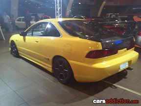 DC2 with carbon trunk and Buddy Clup P1s