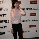 OIC - ENTSIMAGES.COM - Fiona O'Shaughnessy at the Film4 Frightfest on Monday   of  Nina Forever  UK Film Premiere at the Vue West End in London on the 31st  August 2015. Photo Mobis Photos/OIC 0203 174 1069