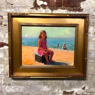 Joanette Egeli Signed Painting